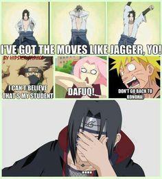 WTF Sasuke...