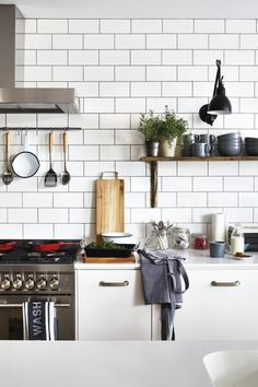 Cooking never looked so stylish…