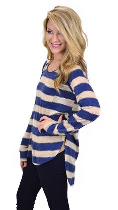 The perfect running-around-town top! Available in two colors! $38 at shopbluedoor.com