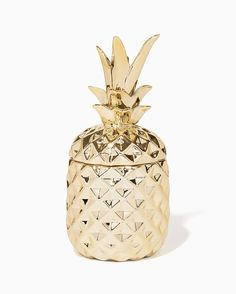 charming charlie | Pineapple Jewelry Holder | UPC: 400000209753 #charmingcharlie