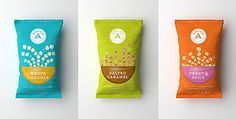 soulseven, design firm; mono (Minneapolis, MN), ad agency; Angie's Artisan Treats, client.
