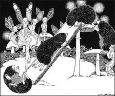 The Fairy Circus ~ 1931