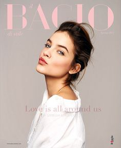 Barbara Palvin in il Bacio Issue, Spring 2014