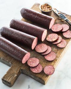 Summer Sausage Sampler