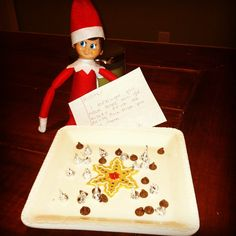 1000 images about christmas pins i 39 ve attempted on for Elf on the shelf chocolate kiss