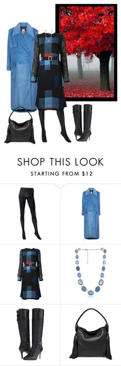 """""""Untitled #1182"""" by milliemarie ❤ liked on Polyvore featuring Uniqlo, Arthur Arbesser, Preen, Napier, Adrienne Vittadini and Christian Louboutin"""