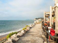 Le restaurant le Bahia Beach à Bidart dans le Pays Basque