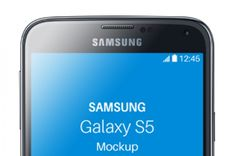 This is a psd Samsung Galaxy S5 phone created in vector shape to showcase your android app and other mobile project...