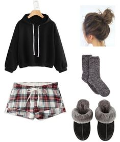Teen Fashion Outfits, Mode Outfits, Outfits For Teens, Cute Lounge Outfits, Cute Lazy Outfits, Cute Sleepwear, Loungewear, Cute Pajamas, Cute Pjs