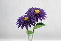 DIY Flower Tutorials You Must Try: Paper Dahlia Tutorial