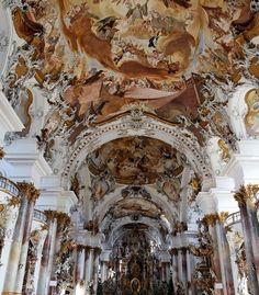 Zwiefalten church