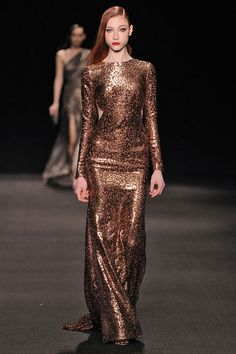Dresses we'd love to see at the Oscars: Monique Lhuillier fall 2015