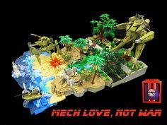 MECH LOVE, NOT WAR