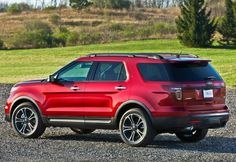 Ford Explorer, full-size crossover SUV that's being produced since 1990 is one of the most important SUV-s ever made. Explorer was instrumental in turning SUV class into one of the most popular types of vehicles there are now. It is currently in fifth generation and 2015 Ford Explorer model will be refreshed with some interior and exterior changes.