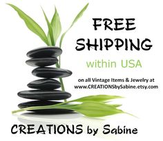 Handmade Creations, Vintage Items & Supplies. Visit our Etsy Shop CREATIONS by Sabine and enjoy FREE SHIPPING on all Vintage Items & Jewelry! Corn Pillows / Heating Packs, Baby Tag Blankets, Crochet Blankets, Handwritten Calligraphy, Paper Stars Ornaments & More