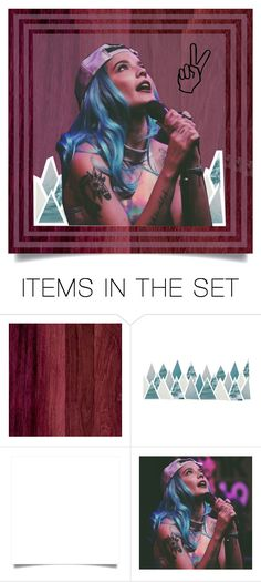 """""""Halsey"""" by halsey-stefanie ❤ liked on Polyvore featuring art"""