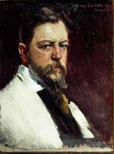 Joaquin Sorolla: Self Portrait My favorite Spanish Artist Spanish Painters, Spanish Artists, Famous Artists, Great Artists, Figure Painting, Painting & Drawing, Portrait Art, Painting Inspiration, Art Gallery