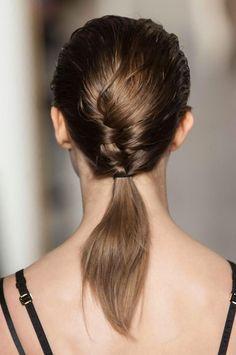 Casual braid