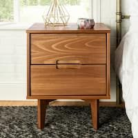 Shop for Carson Carrington Longyearbyen Mid-century Modern Nightstand. Ships To Canada On EVERYTHING* Overstock - Your Online Furniture Outlet Store! Bedroom Furniture Stores, Furniture Deals, Bedroom Decor, Master Bedroom, Bedroom Inspo, Bedroom Ideas, Bedroom Retreat, Furniture Shopping, Furniture Outlet