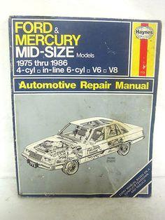 7 best auto repair manuals images on pinterest repair manuals rh pinterest com Haynes Auto Repair Manuals Haynes Auto Repair Manuals