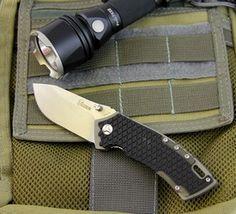 Kizer Knives Ki34112 Titanium EDC