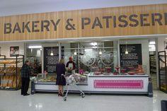 Bakery & patissery by J Sainsbury, via Flickr