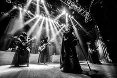 Ghost, co-headlining w/ Baroness in Cleveland - shot for theclevelandsound.com Photo credit to Carissa Russel (pyathia) on Flickr