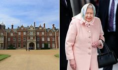 The monarch and her husband are due to move to the Sandringham Estate in Norfolk from Balmoral Castle mid-September Duchess Of York, Duchess Kate, Duchess Of Cambridge, Prince William And Kate, Prince Harry And Meghan, Prince Philip, William Kate, Kelly Ripa House, Norfolk House