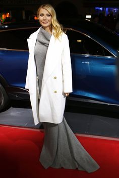Gwyneth Paltrow Takes the Coziest Winter Trend to the Red Carpet