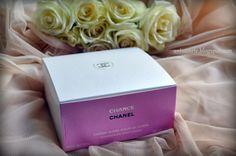 Chanel Chance shimmering body cream
