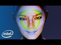 The art of projection mapping a woman's face - Focalise