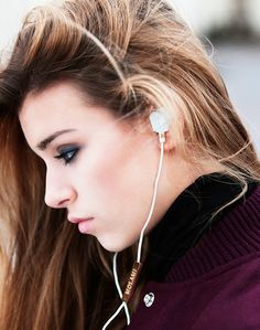 Earbuds and fashion