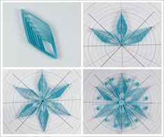 Claire Snowflake Tutorial                                                                                                                                                     More