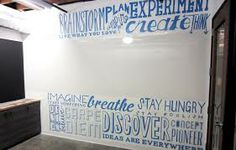 text mural - Google Search