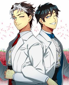 jay and dicky by BAK-Hanul.deviantart.com on @deviantART