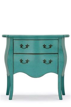 Teal Bombe Chest from Next