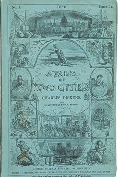 A Tale of Two Cities by Charles Dickens | 34 Classic Books That Won't Bore You Shitless