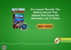 Lawyer's Betting Secrets Brutally Exposed? http://70b4bzygqf6z3y0w5gzvn9sadx.hop.clickbank.net/?tid=ATKNP1023