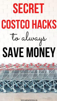 Save Money On Groceries, Ways To Save Money, Money Tips, Money Hacks, Costco Shopping List, Costco Finds, Shopping Tips, Costco Membership, Money Saving Mom