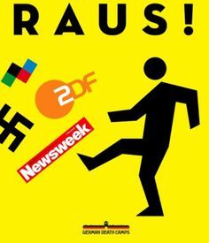 tag #germandeathcamps na Twitterze