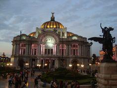 Palacio de Bellas Artes - Ciudad de México