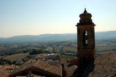 Torre civica, panoramiche dalla torretta. #marcafermana #santelpidioamare #fermo #marche