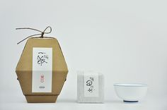 A Bowl of Rice / 一碗饭 on Behance