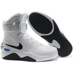 new style c5278 7dbfa 2012 Nike MAG White Black Man Shoes Sport All Retro Jordans, Nike Air Mag,