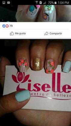 Love Nails, How To Do Nails, My Nails, Cute Nail Designs, Finger, Nail Art, Classy Nails, Kawaii Nails, Hair Masks