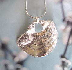 Sea Shell Pendant - Large £79.00