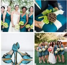 what looks good with teal? i have no time to decide : wedding color wedding preparation scheme teal aqua jade blue green Best Friend Wedding, Sister Wedding, Wedding Wishes, Dark Teal Weddings, Lime Green Weddings, Peacock Color Scheme, Teal Bridesmaid Dresses, Bridesmaids, Logo Color Schemes