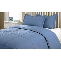 Epoch Hometex, Inc 3-piece Comforter Set - Twin - Black