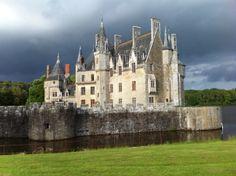 Chateau de la  Bretesche - Loire Atlantique
