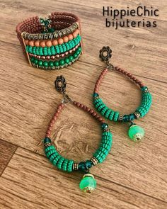 Diy jewelry unique earrings – nageldesign – - Diy And Crafts Diy Jewelry Unique, Unique Earrings, Bead Earrings, Handcrafted Jewelry, Jewelry Sets, Jewelry Crafts, Jewelry Making, Hippie Jewelry, Beaded Jewelry
